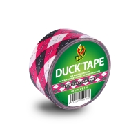 Páska Duck Tape® Scottish Diamonds - SKLADEM