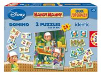 Hra Disney Handy Many - domino, puzzle,pexeso