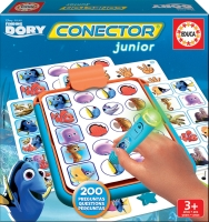 Conector junior Finding DORY junior 40 karet a 200 otázek s int