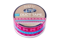 IT'z Duct Tape LIEF pink girl - 48 mm x 10 m - SKLADEM
