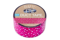 IT'z Duct Tape LIEF pink heart - 48 mm x 10 m -SKLADEM