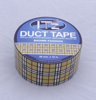 IT'z Duct Tape Brown Fashion - 48 mm x 10 m SKLADEM