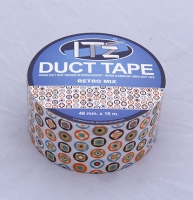 IT'z Duct Tape Retro Mix - 48 mm x 10 m SKLADEM