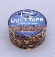 IT'z Duct Tape Camouflage Brown - 48 mm x 10 mSKLADEM