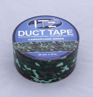 IT'z Duct Tape Camouflage Green - 48 mm x 10 mSKLADEM