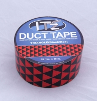 IT'z Duct Tape Trangle Red - 48 mm x 10 m SKLADEM
