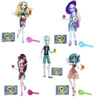 Monster High Příšerka z ostrova