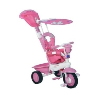 Fisher-Price tříkolka ROYAL PINK