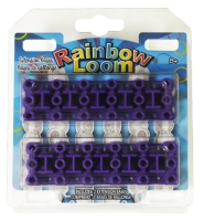 Rainbow Loom® 6-pin Extension Bases - dost červenec